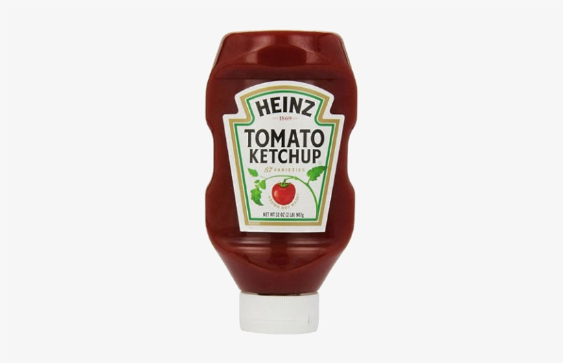 Heinz Tomato Ketchup - Heinz Tomato Ketchup 400ml, transparent png #4279192