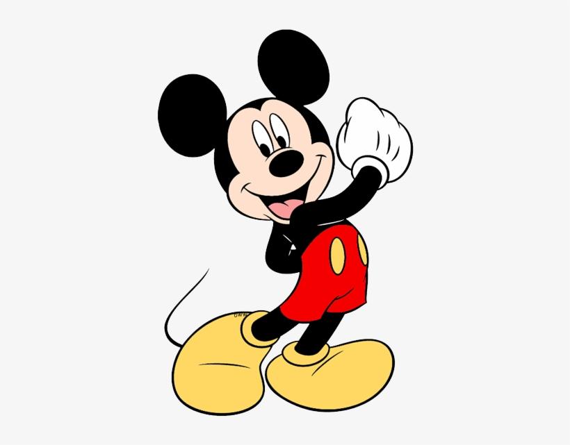 Mickey Mouse Clip Art 4 - Mickey Mouse Clip Art Png, transparent png #4285170