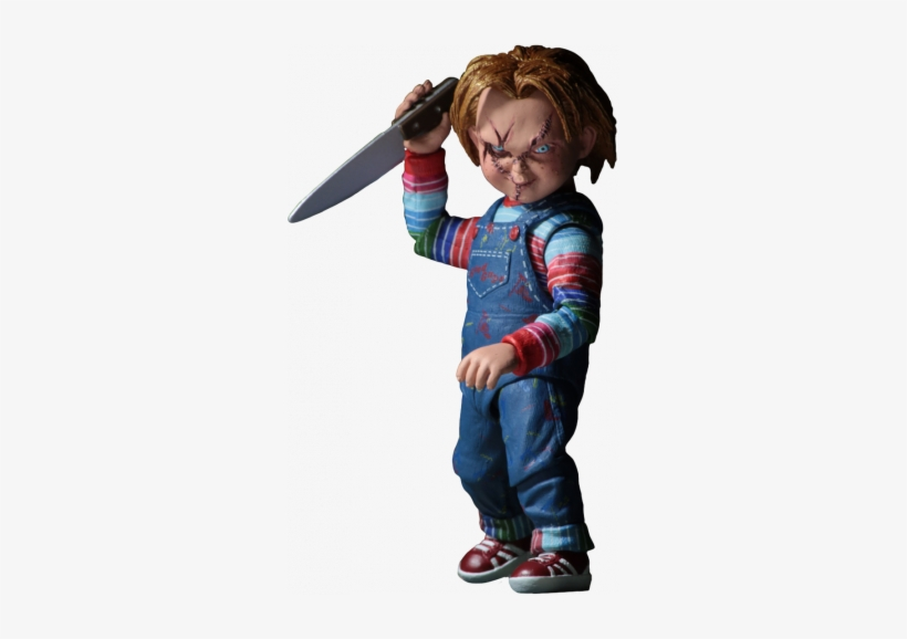 """Chucky 4"""" Ultimate Action Figure - Chucky 4 Child Play, transparent png #4289565"""