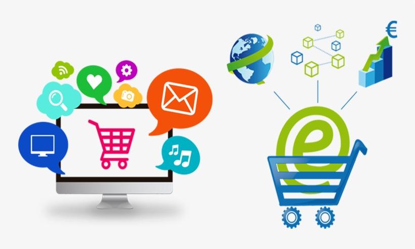 Best E-commerce Website Designing Company In Tirupati - E Commerce Banner Png, transparent png #4290047