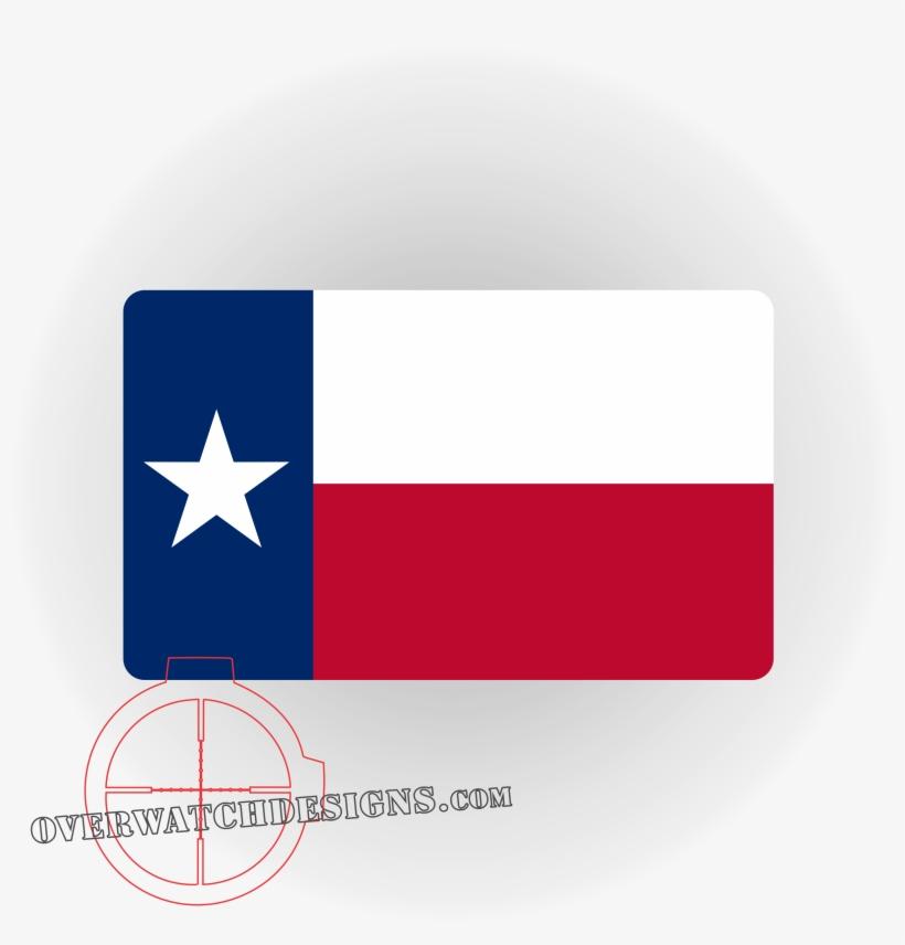 Texas Sticker - Texas Flag Camo, transparent png #4290641