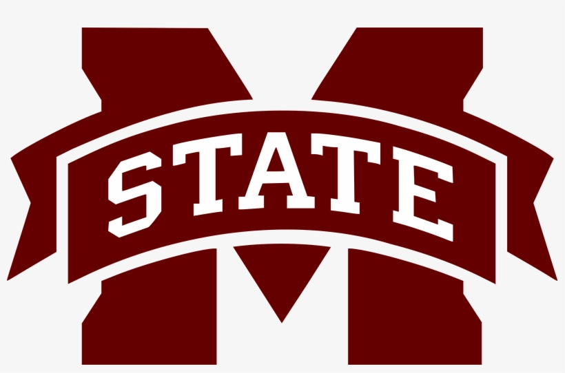 The Only Only Difference Is That The Tv Numbers And - Mississippi State Logo Jpg, transparent png #4292113