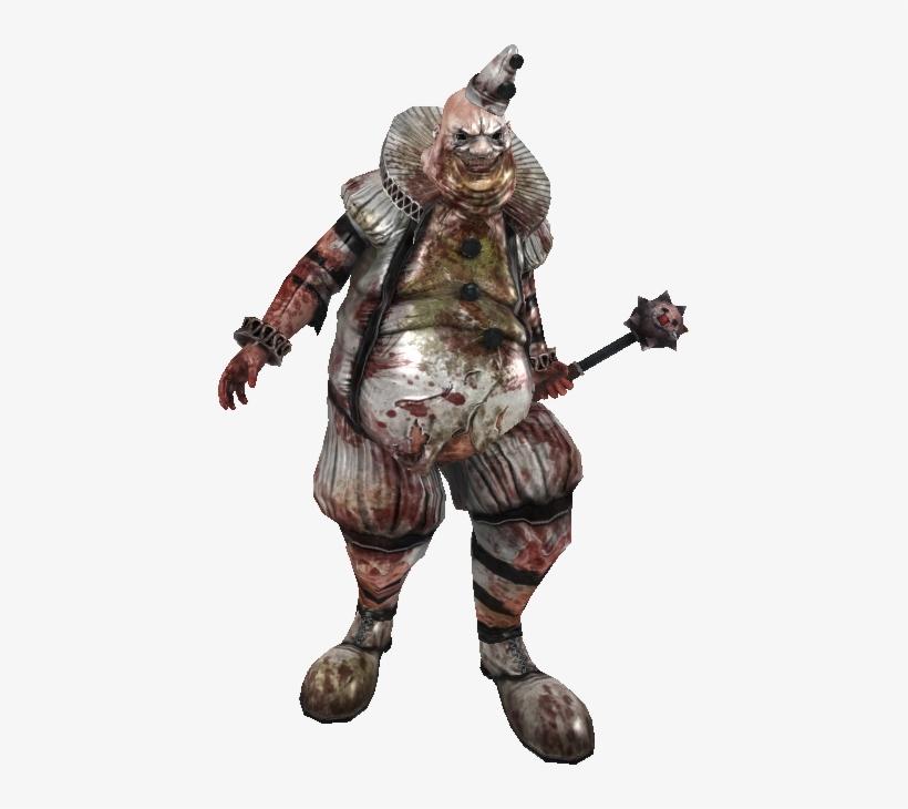 Cracked Killing Floor No Steam - Killing Floor Evil Clown, transparent png #4292894