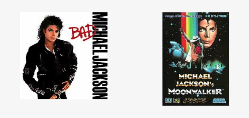 Michael Also Had Started Writing A Book As Of 1984 - Michael Jackson Bad, transparent png #4299691