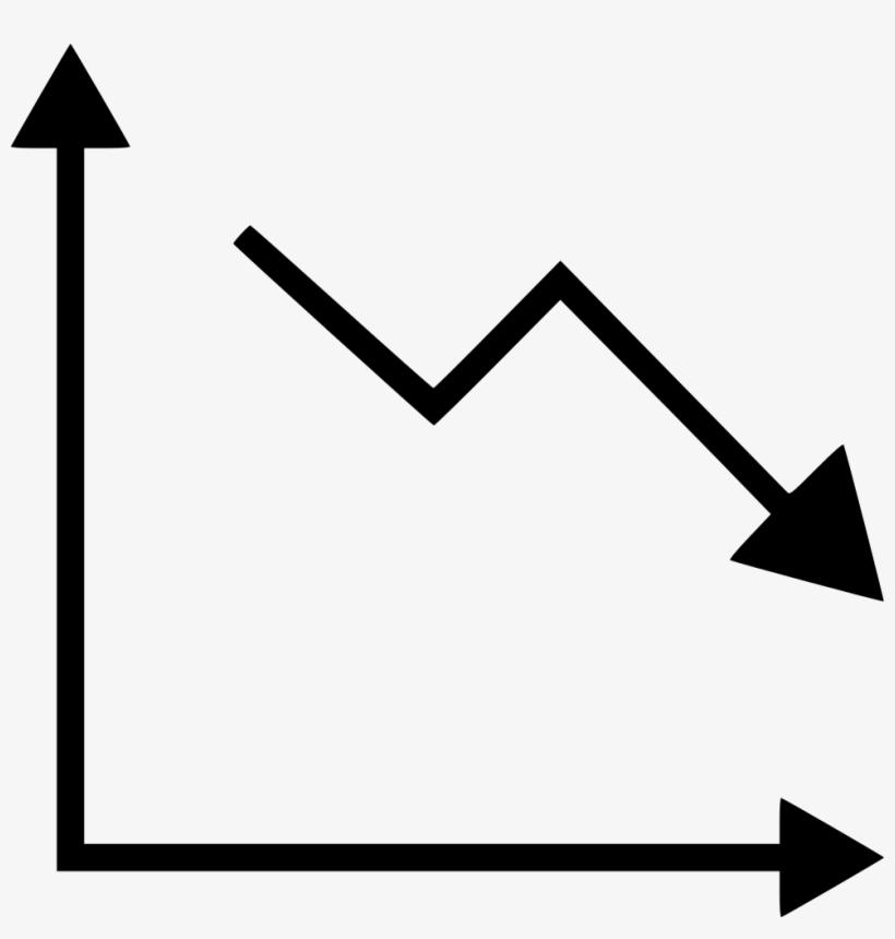 Arrows Down Low Revenue Interest Rate Arrow Comments - Low Interest Rate Icon, transparent png #430182