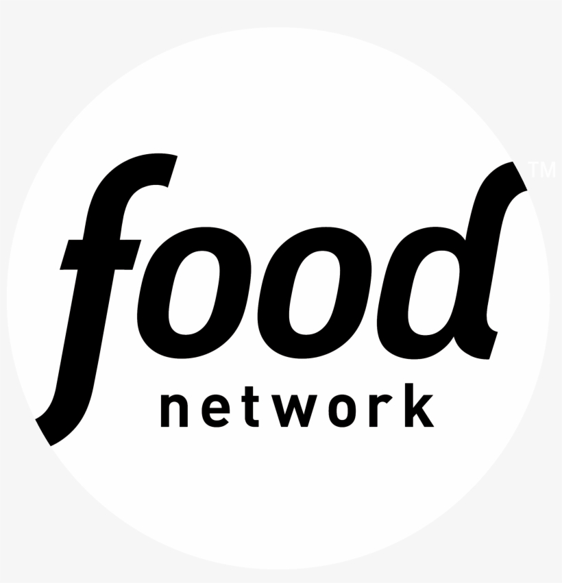 Food Network Logo White Free Transparent Png Download Pngkey