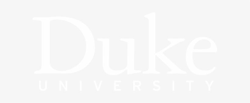 Duke University Logo - Duke University Logo Black Background, transparent png #430791