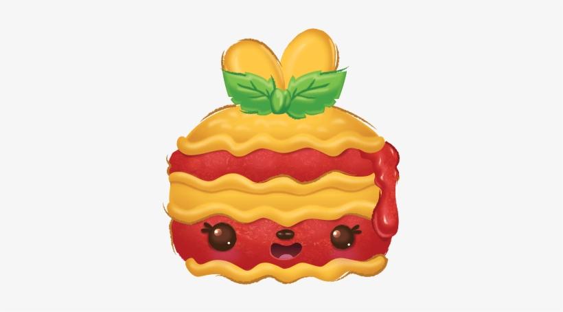 Pasta Num Lizzie Lasagna - Num Noms Pasta, transparent png #431301