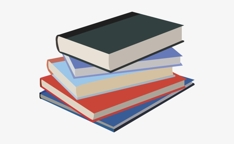 Icons And Graphics - School Books Stack Png, transparent png #432762