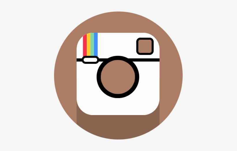 Instagram Circle Logo - Instagram Logo Non Copyright, transparent png #433072