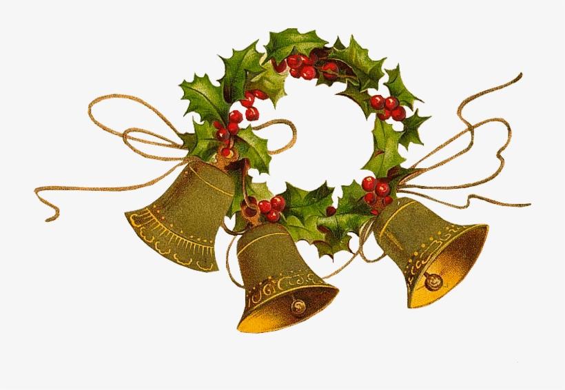 Jingle Bells Vintage Transparent Png - Christmas Jingle Bell Png - Free Transparent PNG Download ...
