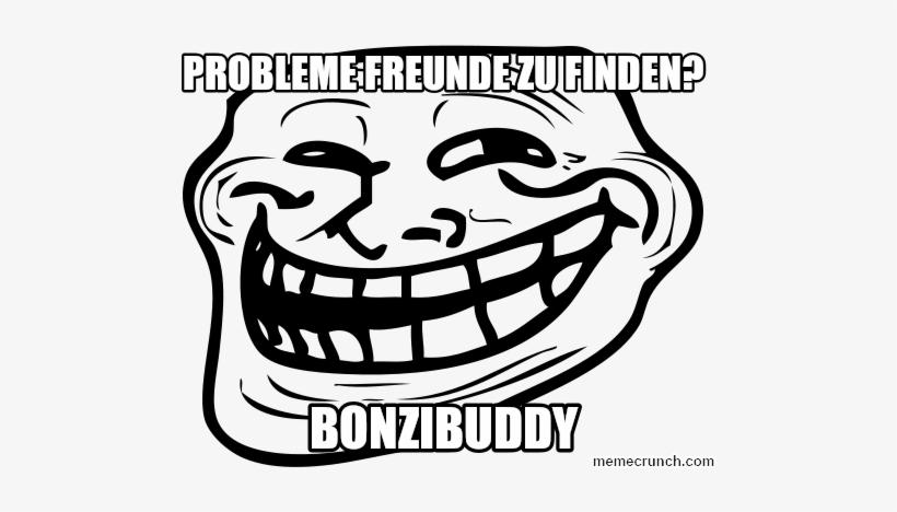 Image - Troll Face Russian Meme, transparent png #433852