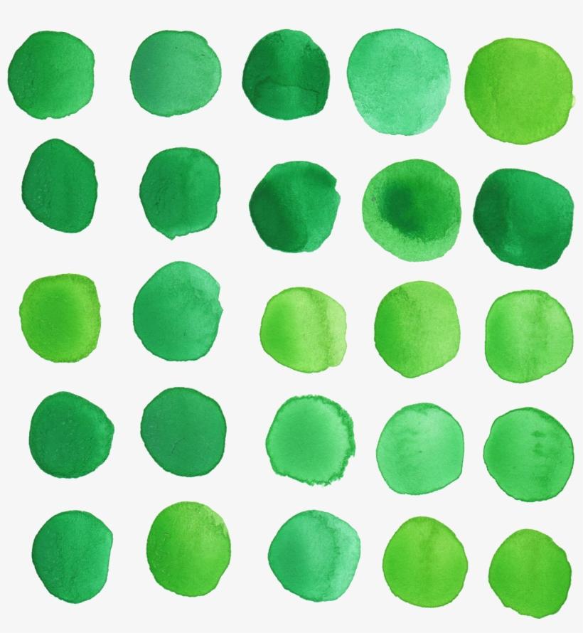 11 Watercolor Circle P - Watercolor Circle Pattern Png, transparent png #434545