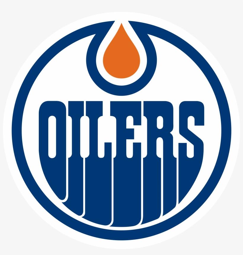 Edmonton Oilers Logo - Logo Oilers D Edmonton, transparent png #435221