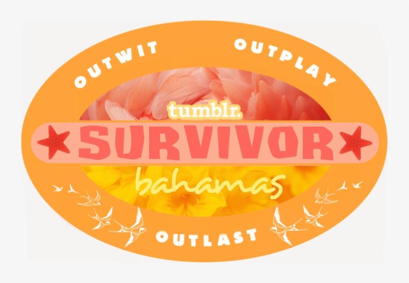 Bahamas Survivor Logo Template Free Transparent Png Download