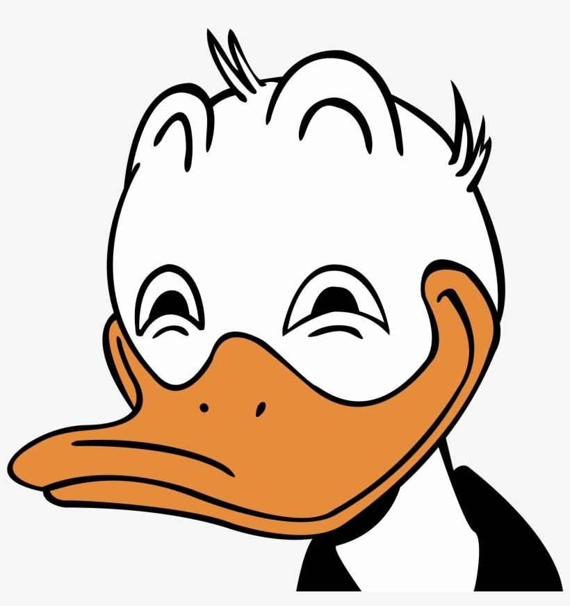 Donald Duck Rape Face Png Image - Donald Duck Face Funny, transparent png #435910