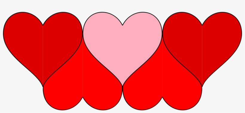 Hearts Doodle Icons Png - Heart Doodle Png, transparent png #436806