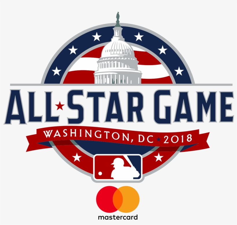 Mlb All Star Game 2018 Logo Png, transparent png #437099