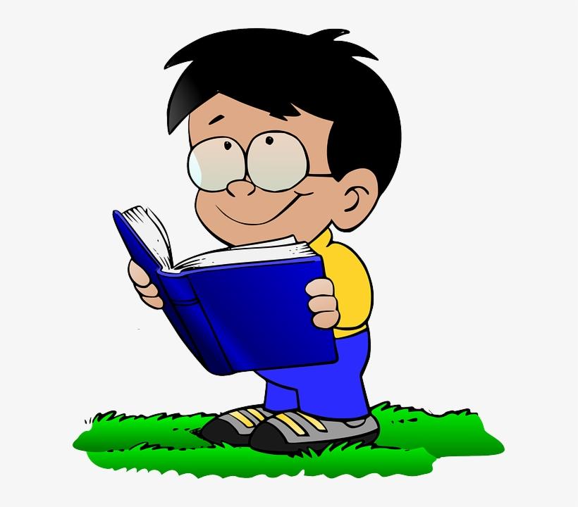 Boy - Imagenes De Abrir Un Libro, transparent png #437630