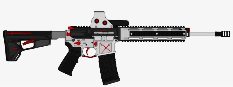 Gun Weapon Essco Development Ar - Stag Arms 3g, transparent png #437718