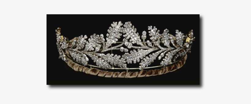 Tiara From The 19th Century Originally Belonged To - Duke Or Norfolk Tiara, transparent png #438448