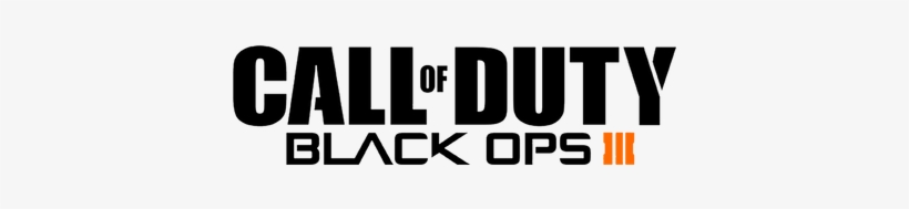 Black Ops 3 Logo - Call Of Duty Black Ops 3 Logo Png, transparent png #439291