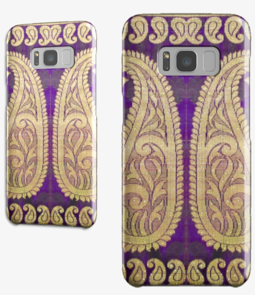 Indian Design, Ethnic, Arty Samsung Phone Cover - Mobile Phone Case, transparent png #4300769