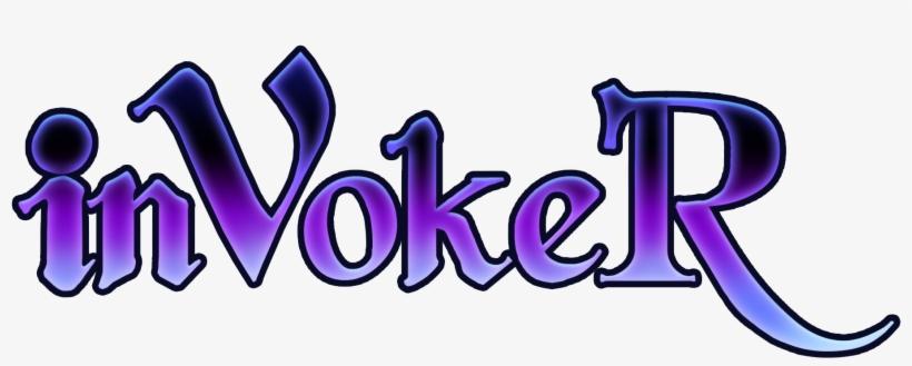 Invoker Title No Frame - Invoker Logo Png, transparent png #4307917