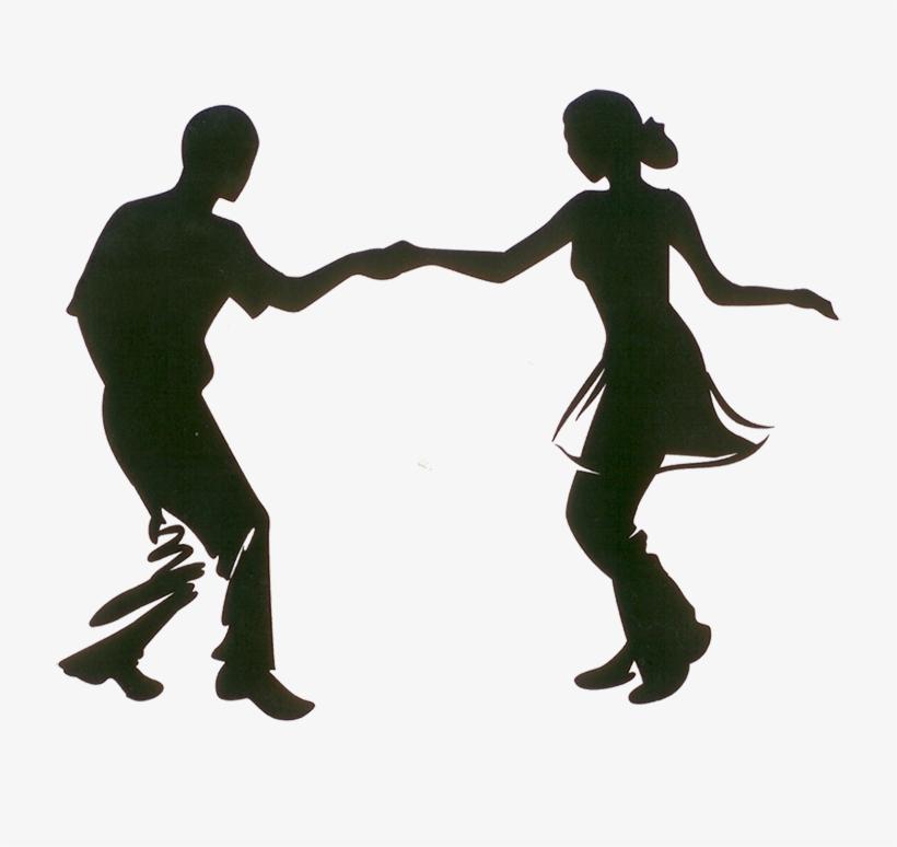 Rochester Swing Dance Network Logo - Partner Dance, transparent png #4309447