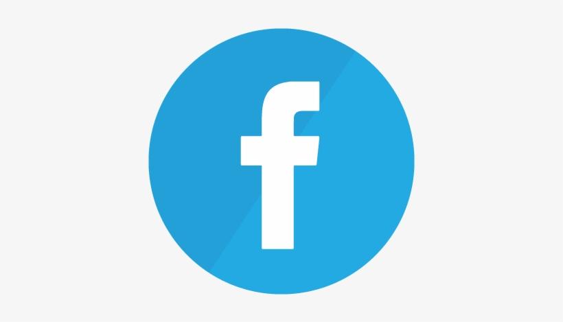 Like Us On Facebook - Facebook Black Icon Jpg, transparent png #4311772