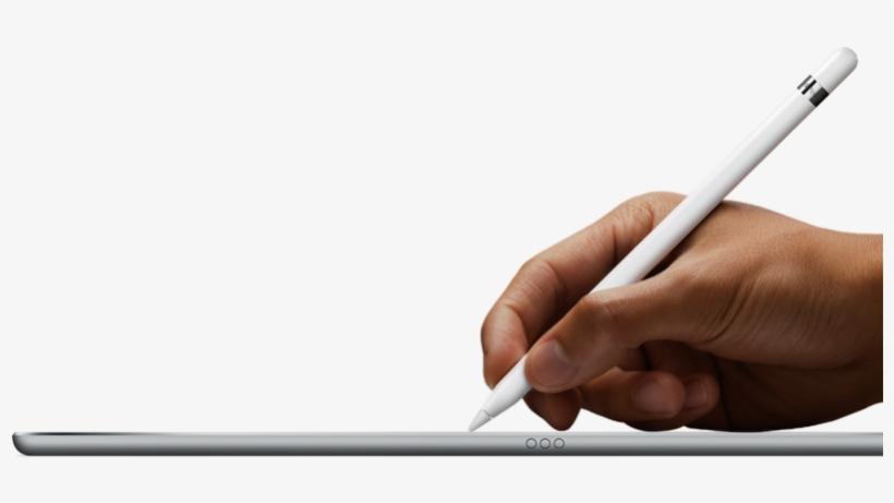 Pencil It's Like A Real Pencil - Apple I Pencil, transparent png #4312671