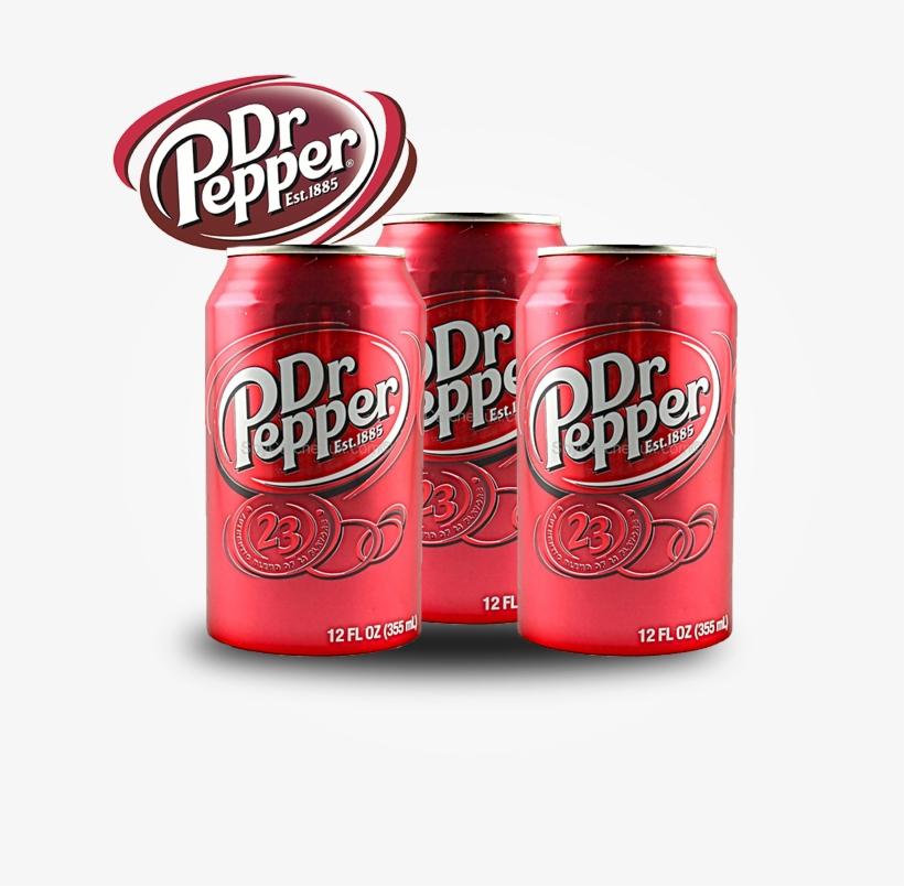 Dr - Pepper - Diet Dr Pepper, 12 Fl Oz Cans, 15 Pack, transparent png #4314691