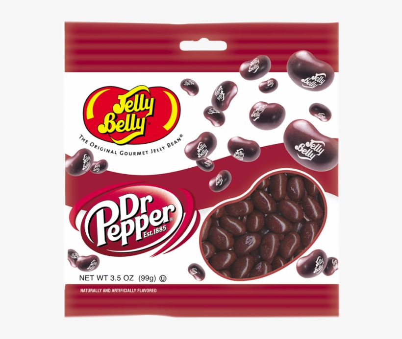 Jelly Belly Dr Pepper - Jelly Belly Dr Pepper Jelly Beans, transparent png #4314935