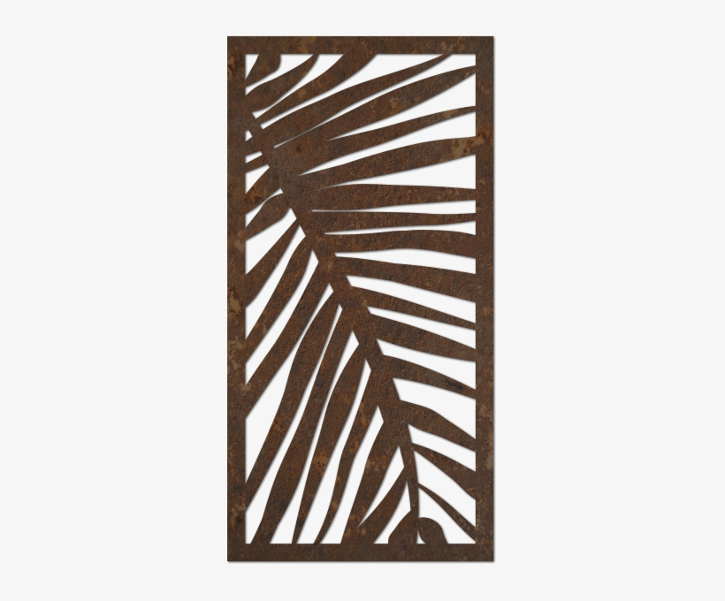 Siluetas - Laser Cut Palm Tree, transparent png #4316638