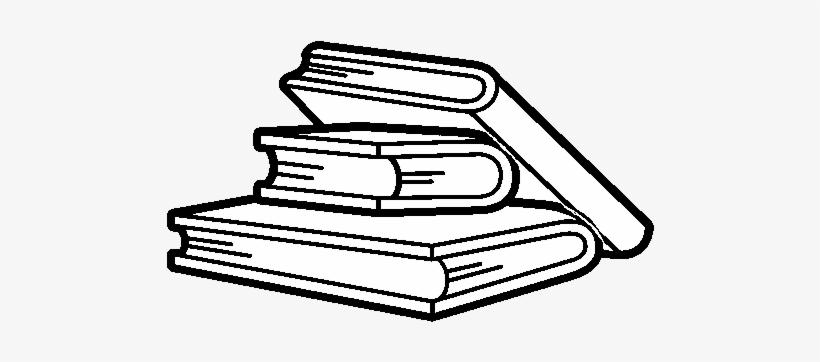 Reading Books Coloring Page - Libros De Lectura Para Colorear - Free ...
