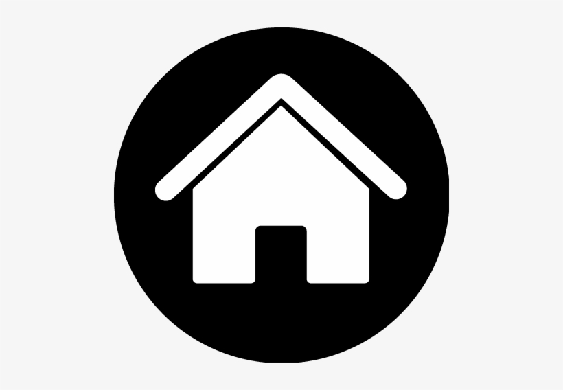 Portafolio House Icon Round Free Transparent Png Download Pngkey