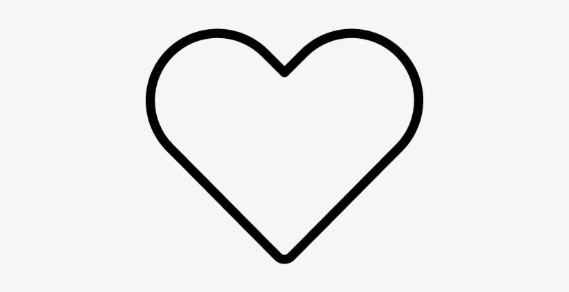 Like Heart Outline Vector Imagenes De Corazones Para Dibujar