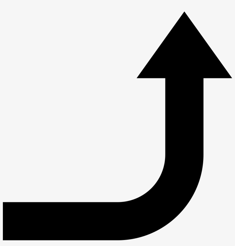 Right Up 2 Icon - Arrow Pointing Up Right, transparent png #4324751