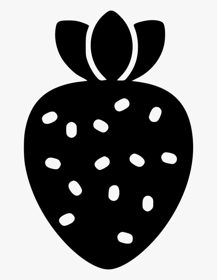 Strawberry Free Icon - Strawberry, transparent png #4327638