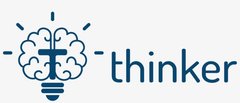 Agencia Thinker - Agencias De Redes Sociales Logos, transparent png #4329775