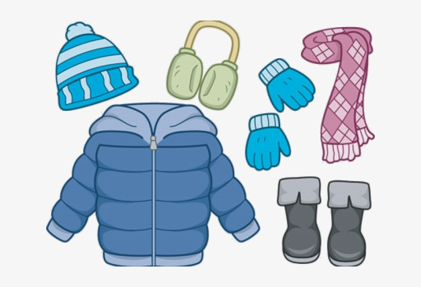 Картинки одежда зимой