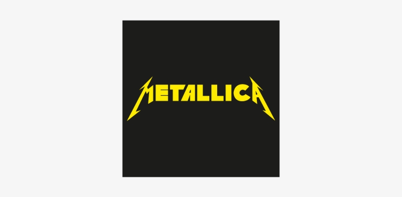 Metallica Logo Png - Metallica - Vinyl Decal Sticker A1356 Vinyl