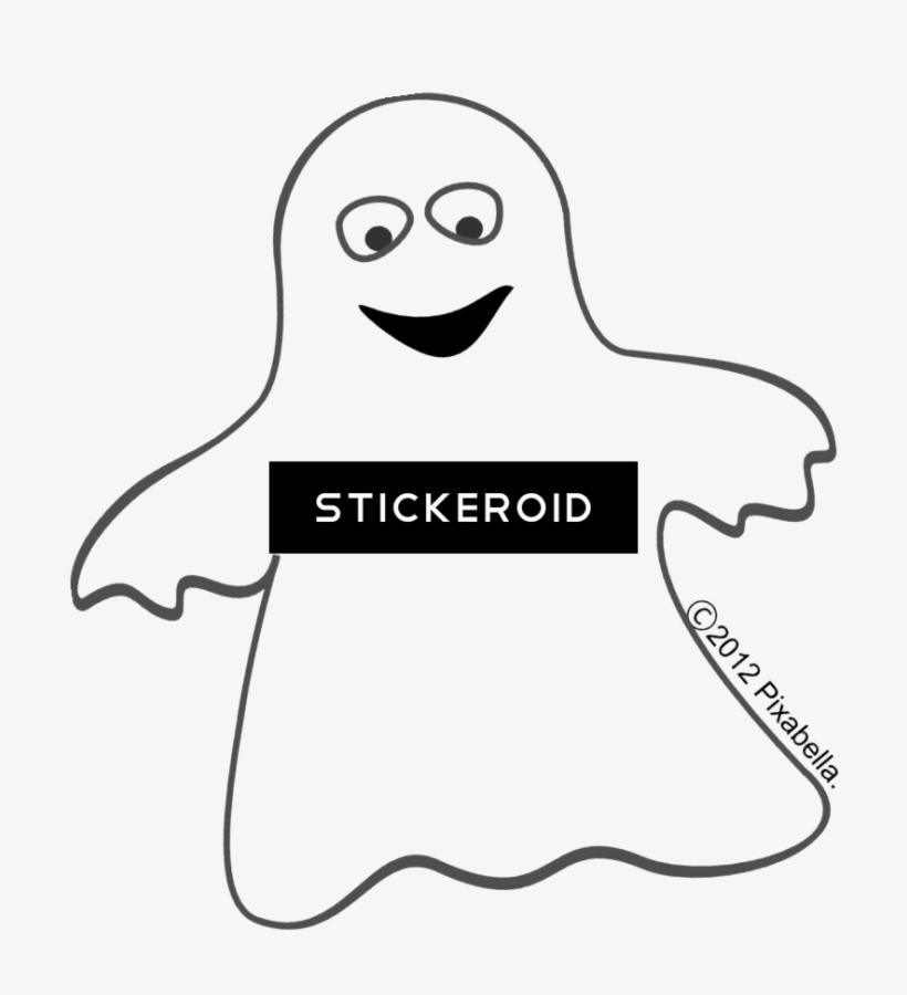 Halloween Ghost - Free Printable Halloween Ghosts, transparent png #4336660