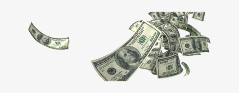 Free Falling Money Png - Money Flying Out Car, transparent png #4338253
