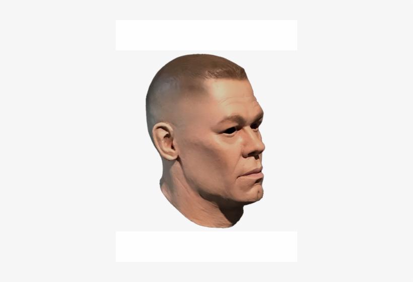 Wwe John Cena Costume Mask-costumeish - Trick Or Treat Studios Wwe John Cena Costume Mask, transparent png #4338955