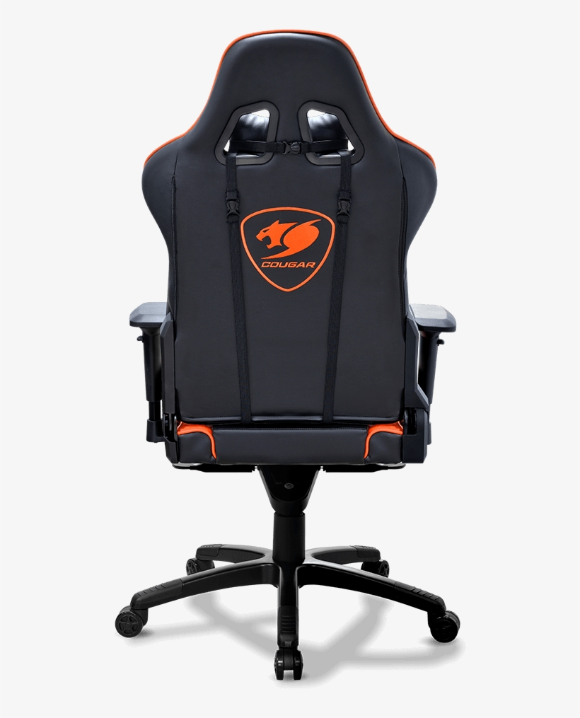 Armor - Cougar Armor Gaming Chair, transparent png #4340001