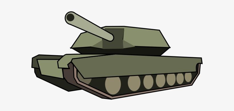 Tank Clip Art - World War 2 Tank Cartoon, transparent png #4341162