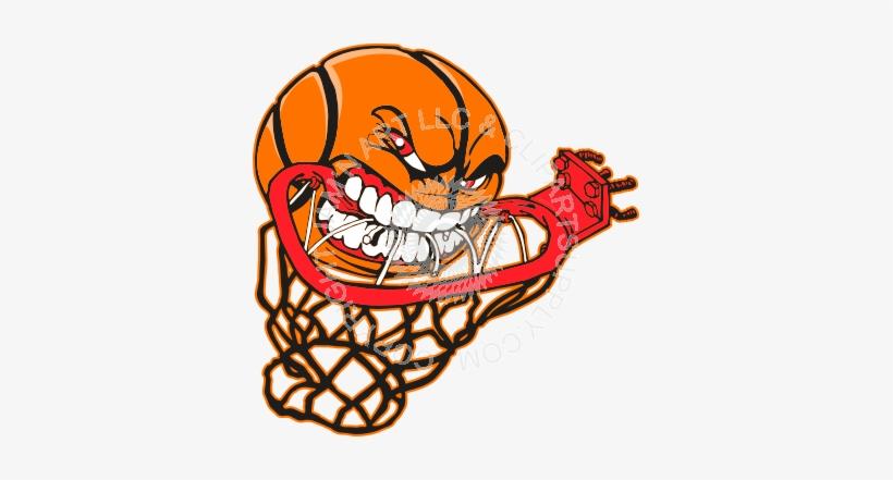 Basketball Hoop Clip Art - Cafepress Basketball Dad Full/queen Duvet Cover, transparent png #4346904