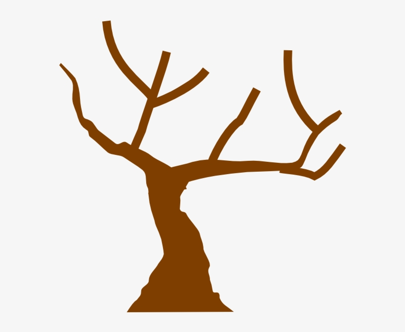 Trunk Clipart Tree Trunk Clipart 3 Clipartbarn Bare Tree Trunk