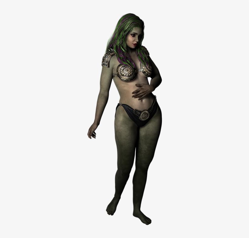 Plus, Size, Sexy, Girl, Woman, Pose, Model, 3d, - 3d Plus Size, transparent png #4352885
